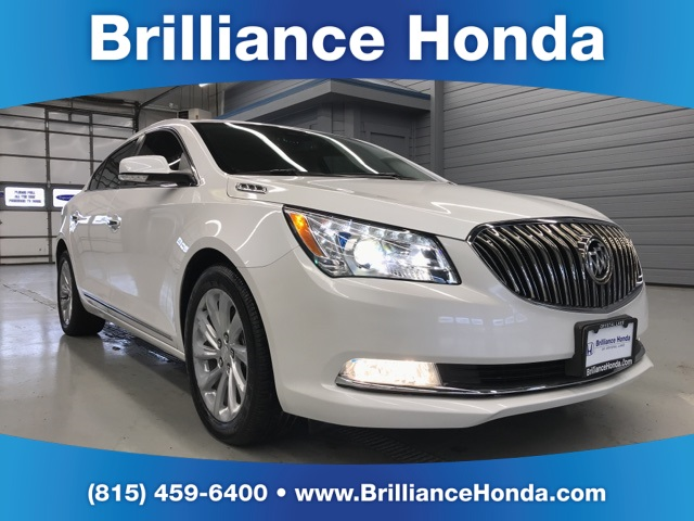 Pre Owned 2016 Buick Lacrosse Leather Group 4d Sedan