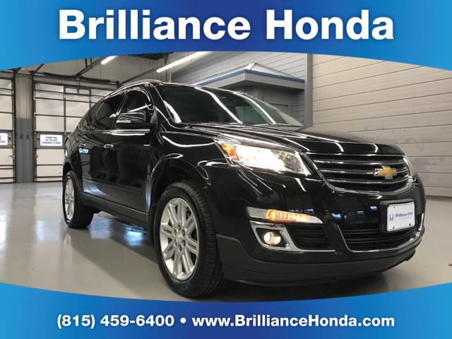 Pre Owned 2013 Chevrolet Traverse Lt 4d Sport Utility In Crystal