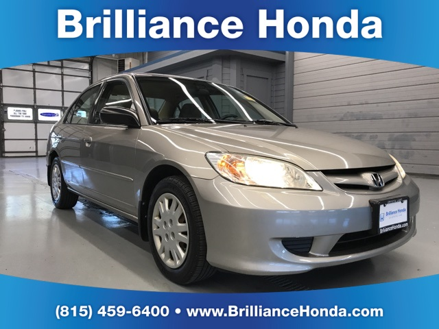 Pre Owned 2004 Honda Civic LX