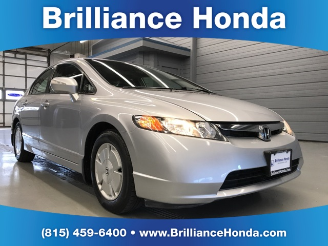 Pre Owned 2008 Honda Civic Hybrid