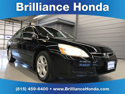 Pre-Owned 2006 Honda Accord EX-L