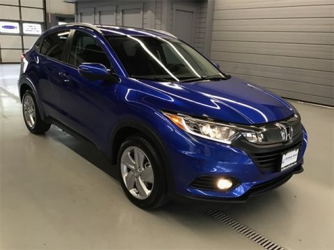 New 2019 Honda HR-V EX 1.8