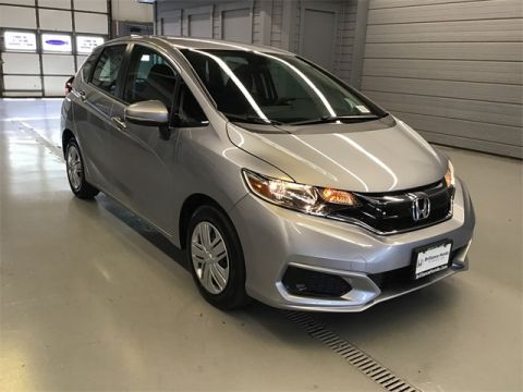 New 2019 Honda Fit LX 1.5