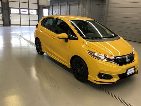 New 2019 Honda Fit Sport 1.5