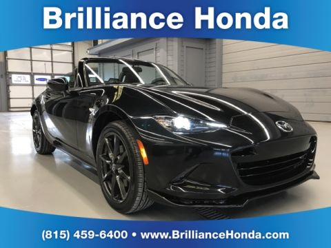 Pre-Owned 2016 Mazda Miata Club 6 SPEED
